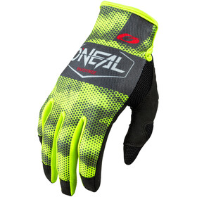 O'Neal Mayhem Handschuhe Crackle covert-charcoal/neon yellow